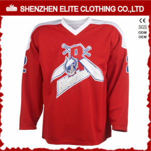 Custom Reversible Team Canada Cheap Ice Hockey Jerseys pictures & photos