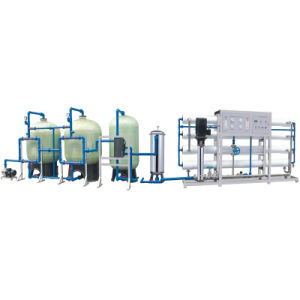 Water Purification Machine with Reverse Osmosis Technology for Drinking Water Purifying RO-10000L/H