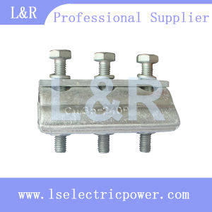 Electrical Line Fitting Aluminum Parallel Groove Clamp P. G. Connector pictures & photos