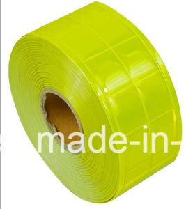 PVC Reflective Crystal Lattice Tape pictures & photos