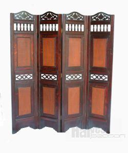 Vintage Wooden Room Divider