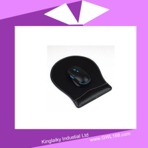 PU Leather Mouse Pad with Logo Embossed P016-017 pictures & photos
