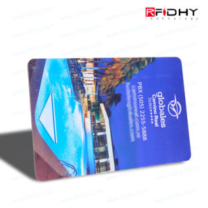 Hotel System PVC RFID Hotel Key Card with Various Chips pictures & photos