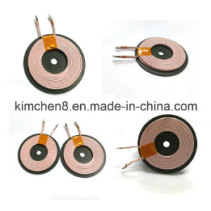 6.3uh Wireless Charger Coil for Wireless Charger pictures & photos