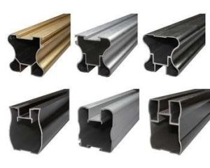 Industrial Aluminium Profile Extrusion/Aluminium Square Profile Window Roller Shutter pictures & photos