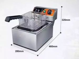 Stainless Steel Electric Fryer pictures & photos