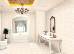 Bathroom Marble Design Nano Finish Floor Tiles in Promotion pictures & photos