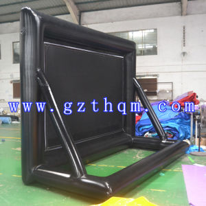Outdoor Advertising Film Inflatable Screen pictures & photos