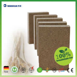Formaldehyde Free MDF Board for Furniture with Carb Naf (Super E0 grade) pictures & photos