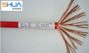Most Successful Cable Products Flexible Copper Conductor PVC Insulation Wire pictures & photos