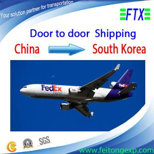 Courier FedEx Express From China to South Korea by Air