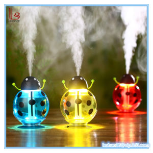 Beetles Shaped Night Light Mini Purifier Mist Humidifier pictures & photos