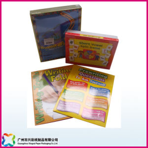 Colorful Educational Toys Paper Game Board for Kids (xc-9-004) pictures & photos