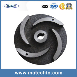 Precisely Product Ductile Cast Iron Metal Casting Foundry pictures & photos