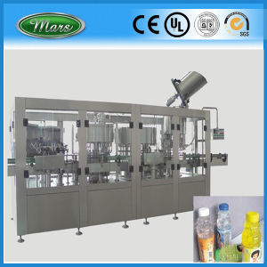 Pulp Juice 4 in 1 Filling Machine (RCGGF24-16-24-8) pictures & photos