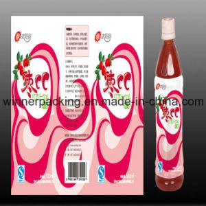 PVC Heat Shrink Sleeve for Beautiful Printing Plastic Bottle