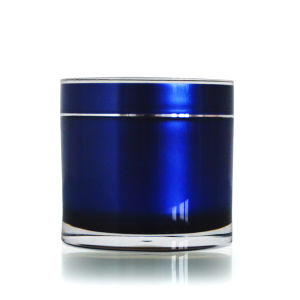 100g 200g Large Size Acrylic Jar Cosmetic Jar pictures & photos