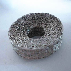 Compressed Knitted Wire Mesh/Filter for Hydraulic Oil or Water Treatment pictures & photos