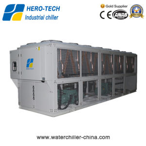 Air Cooled Low Temperature Screw Water Chiller pictures & photos