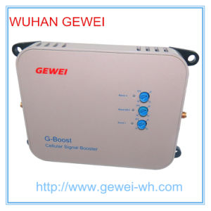 AC Output Tri-Band Wireless/ 2g/3G/4G Cellphone Signal Booster/Repeater for Home Use pictures & photos