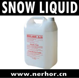 5L Christmas X′mas High Quality Snow Liquid Juice Oil for Stage DJ Party Effect (SNOW-LIQUID)