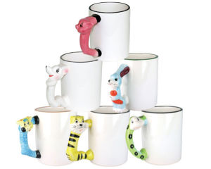 Sublimation Animal Ceramic Mug