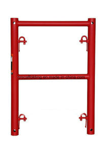 Construction Materials Ladder American Standard Shoring Frame pictures & photos