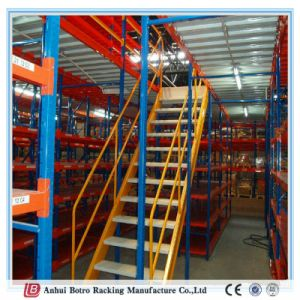 Easy to Operate Warehouse Storage Steel Heavy Loading Platform pictures & photos