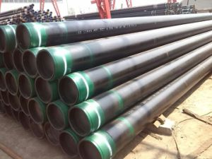 API Hot Sell Stainless Steel Oil Casing Tube & Pipe J55 N80 P110 pictures & photos