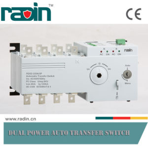 RDS2-250A/4p New Designed Automatic Transfer Switch, ATS pictures & photos