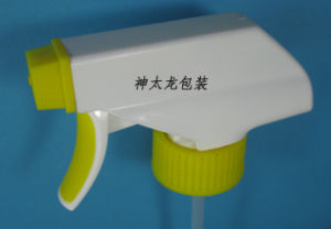 Plastic Cleaner Bottle Trigger Spray Gun 28/400