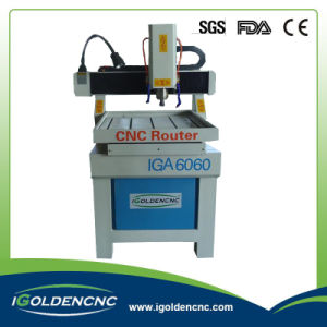 Metal Engraving CNC Router Machine 4040 pictures & photos