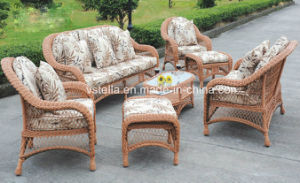 Home Style Wicker Rattan Sofa Set