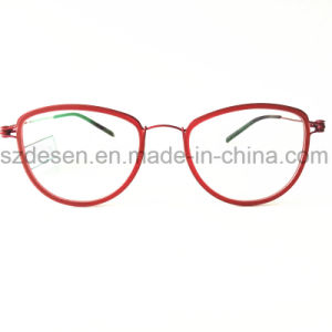 China Wholesale Cheap Top Sale Steel Wire Optical Frame Eyewear pictures & photos