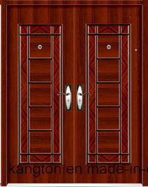 Excellent Quality Exterior Security Steel Door (iron door) pictures & photos