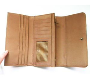 Ladies PU Wallet, Fashional PVC Wallet