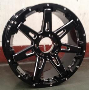 Stong Offroad Alloy Wheel with Big Cap pictures & photos