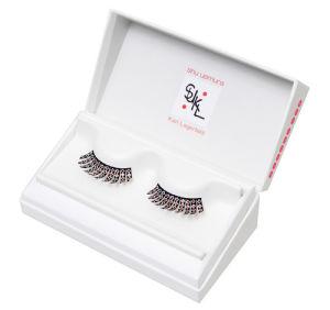Luxury White Cardboard Eyelashes Box/ Packing Box