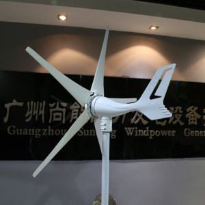 400W Wind Turbine Specifications (MINI 400W) pictures & photos