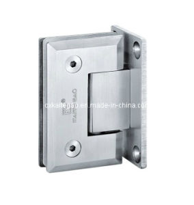 (KTG-2002) -/90 Degree Ss Glass to Wall Shower Hinge pictures & photos