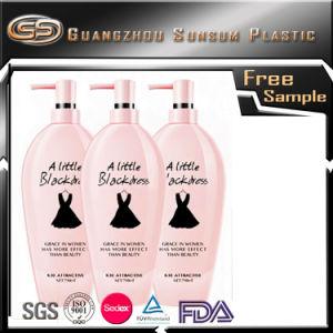 Square Pet Shoulder Shampoo Conditioner Bottle 800ml pictures & photos