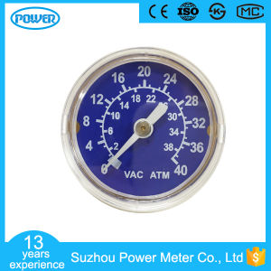 40mm Plastic Case Medical Oxygen Pressure Gauge for Equipment pictures & photos