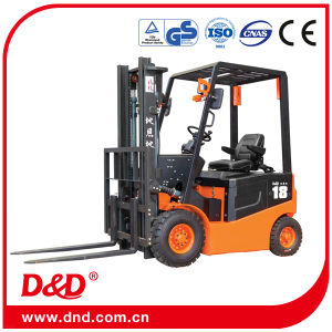 2015 Hot Sale Battery Operated Forklift / Battery Charger Forklift / Small Electric Forklift for Sale