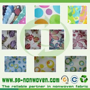 100%Polypropylene Spunbond Printed Non Woven pictures & photos