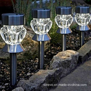 Ce Stainless Steel Solar Garden Stake Light (RS110) pictures & photos