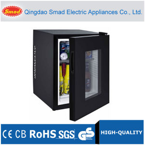 Home & Hotel Use Thermoelectric Single Glass Door Minibar with CE/RoHS/CB pictures & photos