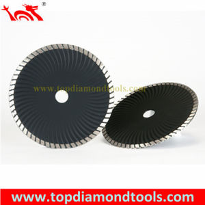Diamond Turbo Cutting Blade with Turbo Wave pictures & photos
