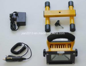 10W 4400mAh 10h LED Protable Floodlight pictures & photos