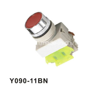 Y090-11bn Auto-Return Flush Push Button Switch pictures & photos