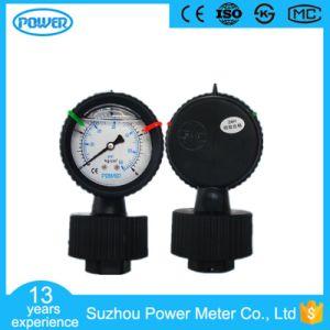 60mm 2.5′′ PVC Plastic Seal Diaphragm Manometer pictures & photos